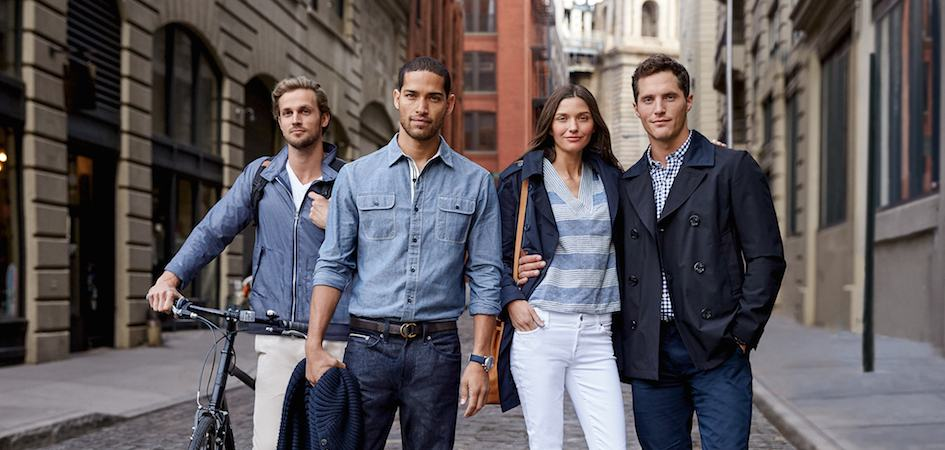 Authentic Brands to relaunch Nautica denim business