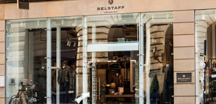 Belstaff relaunches in the US with a store in New York City