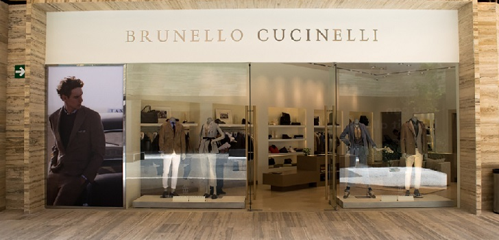 Brunello Cucinelli reduces 2% its earnings in first half