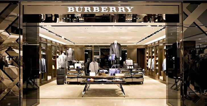 Burberry grows 5%, profit jumps 13.7% in the first half