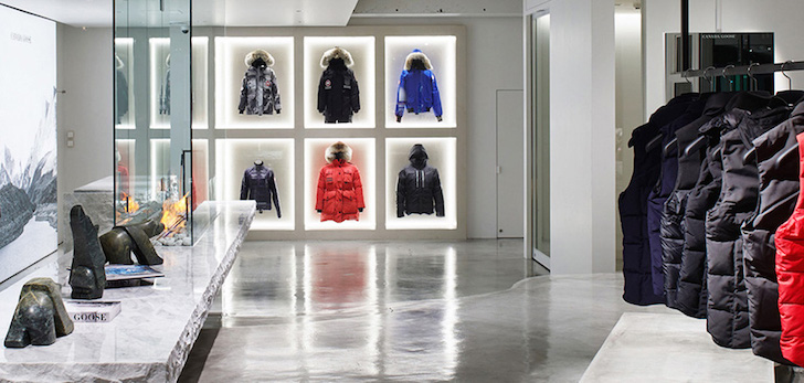 Canada Goose conquers second largest mall in the US: opens in Mall of America