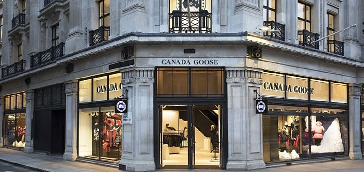 Canada Goose increases benefit 53.8% in 2018