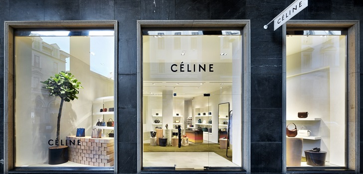 Céline, double or nothing in Spain: opens first flagship in Madrid