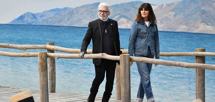 Chanel names Karl Lagerfeld's right arm new creative director