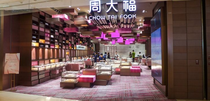 Chow Tai Fook: the discreet growth of Chinese Tiffany