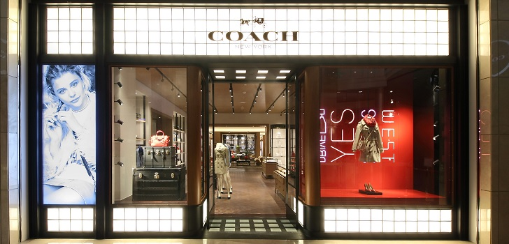 Coach's owner boosts its benefit 62% despite only growing 3% in 2018