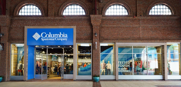 Columbia sales grow 14% in third quarter