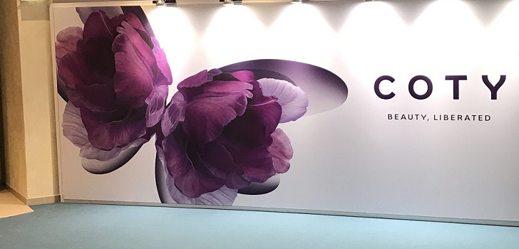 Coty shrinks: earns 6% less and sales drop 8% in 2019