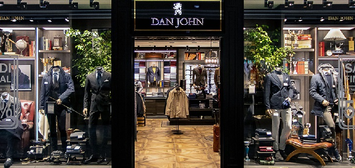 Italian brand Dan John lands in Belgium and Spain