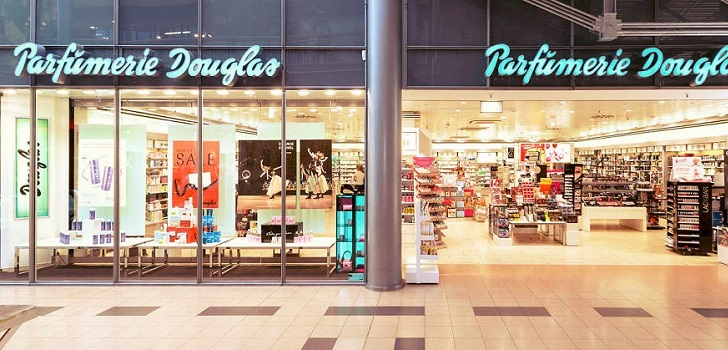 Douglas boost online and acquires Niche Beauty