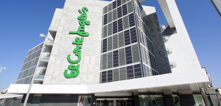 El Corte Inglés ranks higher in Fitch: BB+ for its business strategy