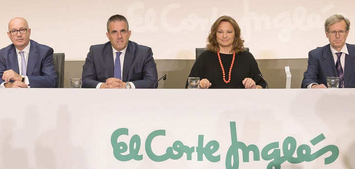 El Corte Inglés new roadmap: own brands, digital transformation and new businesses