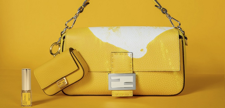 Fendi and Francis Kurkdjian bake the perfumed 'Baguette'