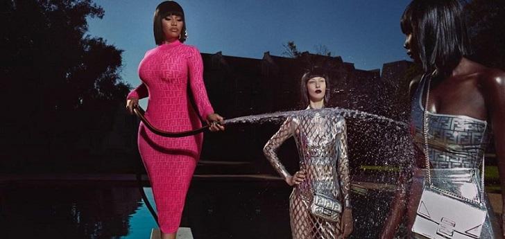 Fendi raps with Nicki Minaj