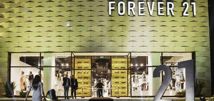 Forever 21 bought back from bankruptcy by Authentic Brands and its partners