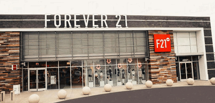 Forever21 continues its restructuring and exits Japan