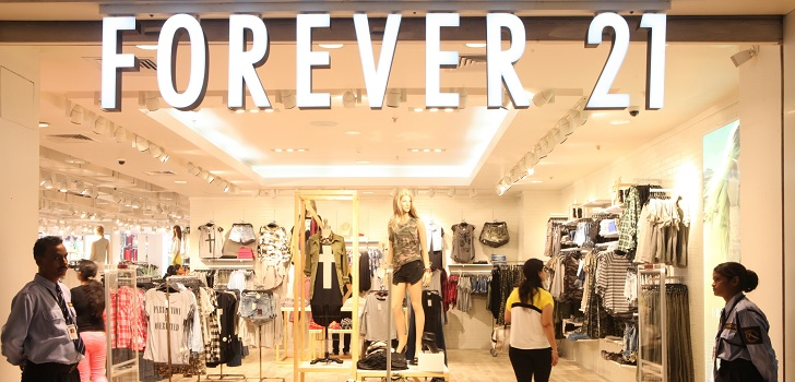 Forever21 files for bankruptcy
