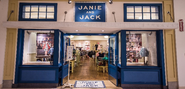 Gap purchases childrenswear brand Janie and Jack from Gymboree