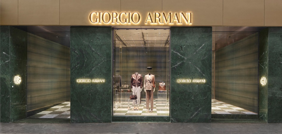 Italy on alert: Armani closes its factories owing to coronavirus