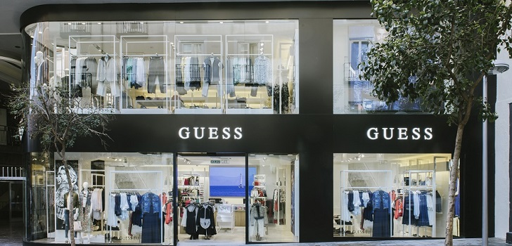 Guess grows 3% and reduces losses in first quarter