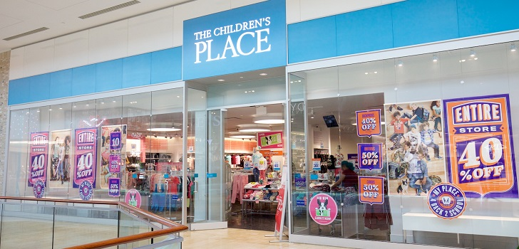 Children's Place to buy Gymboree and Crazy8 brands