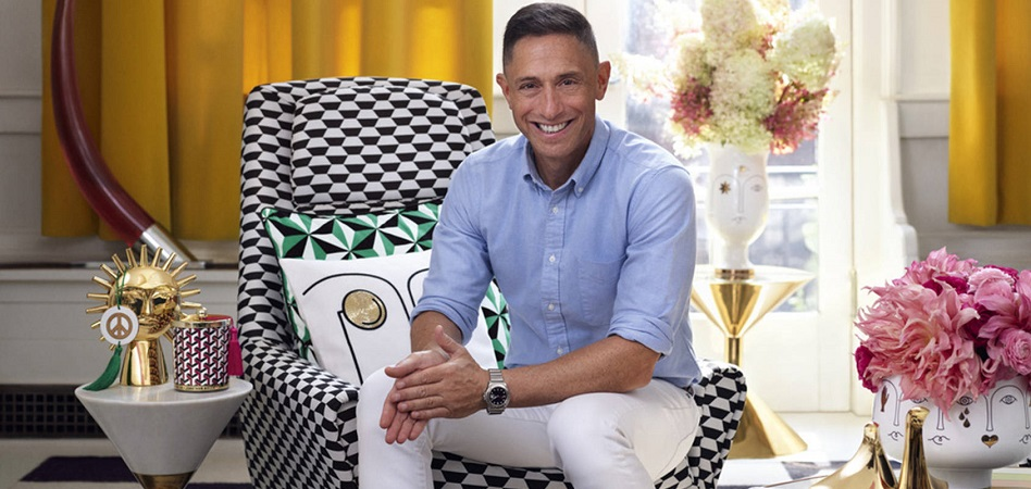 H&M Home adds sparkle to the living room with Jonathan Adler