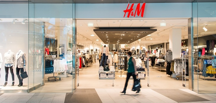 H&M already links sales with 18% of its rents