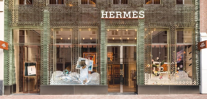 Hermès sales rise 16% in third quarter boosted by Asia Pacific