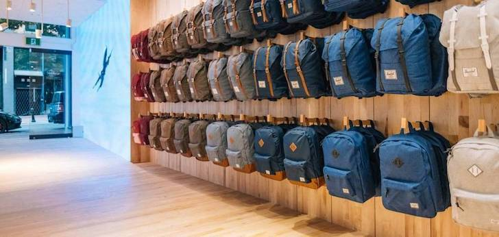 Eurazeo acquires stake in backpack company Herschel