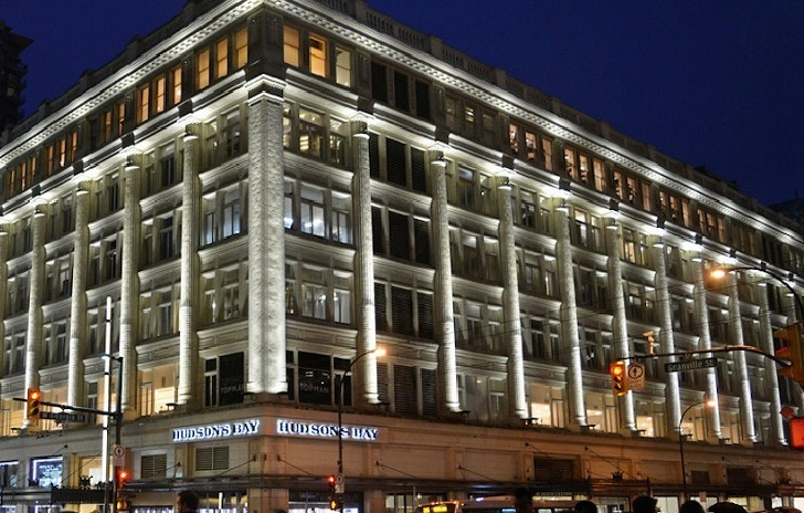 Hudson's Bay completes the sale of Lord & Taylor to Le Tote for 75.6 million dollars