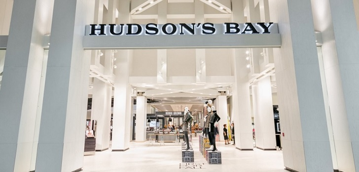 Hudson's Bay reshuffles its helm hours before going private