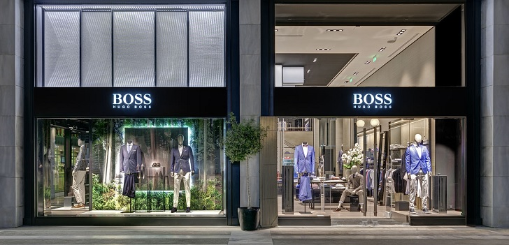 Hugo Boss stalls: sales increased by 2% in third quarter
