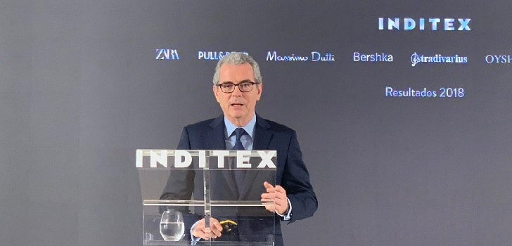 Inditex confirms full year outlook: like-for-like sales to grow 6%
