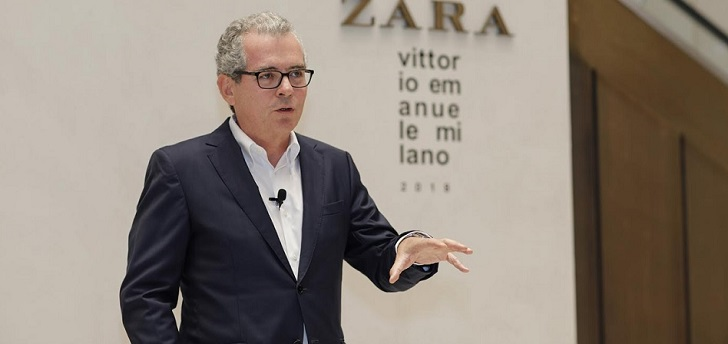 Inditex's 2020 goal: ecommerce worldwide, ommichannel integration and Rfid in all chains