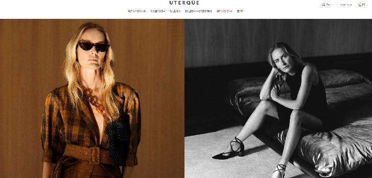 Inditex boosts premium brand Uterqüe: enters Zalando and Lamoda and launches e-commerce in Mexico