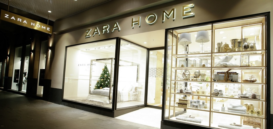 Inditex Starts In Uk Its Online Integration Between Zara And
