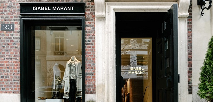 Isabel Marant opens first menswear store in Paris