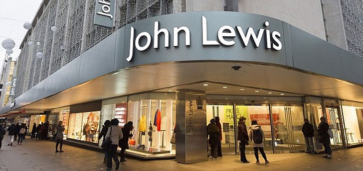 John Lewis managing director to exit after Christmas sales dropped