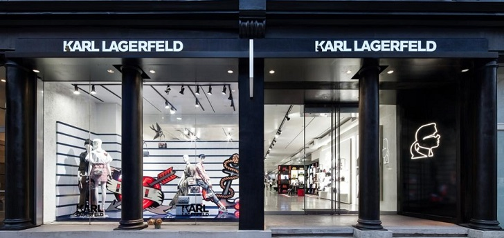 Karl Lagerfeld plans to enter South East Asia and fuels its presence in Europe