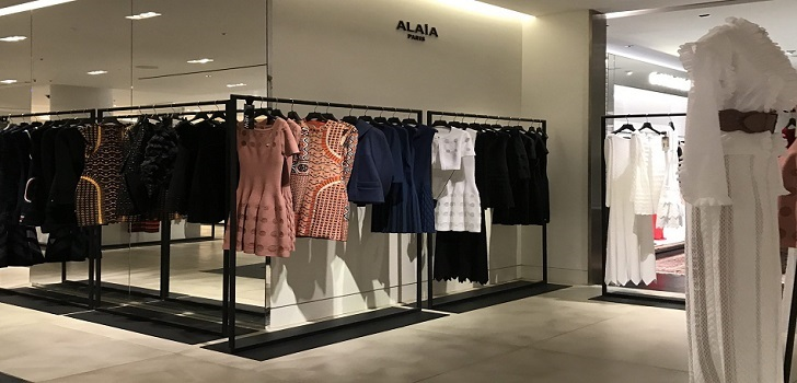 Kering's Alaia store