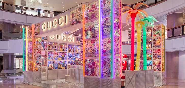 Gucci Pin: new popup concept to hit Paris, Seoul and Hong Kong