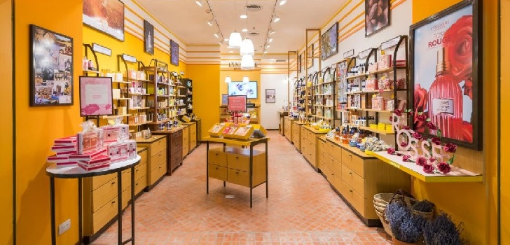 L'Occitane sales increase 22% and profits surge in the first semester