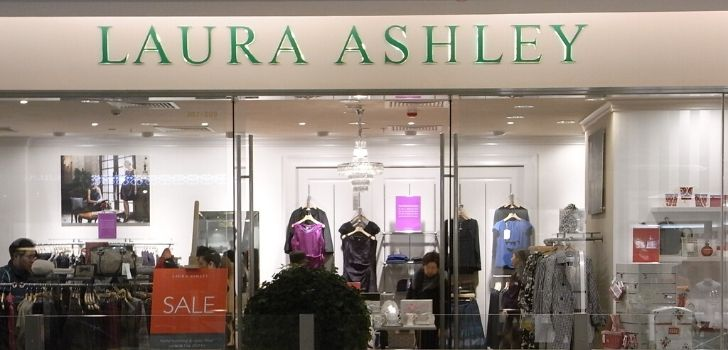 Laura Ashley falls into administration amid coronavirus