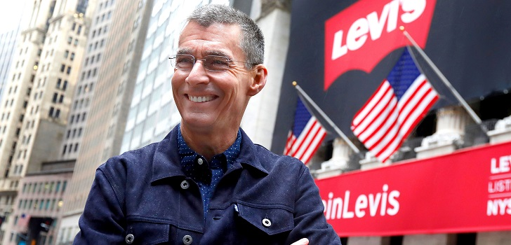 "Chip Bergh (Levi's): ""Sizes will go out the window ten years from now"""