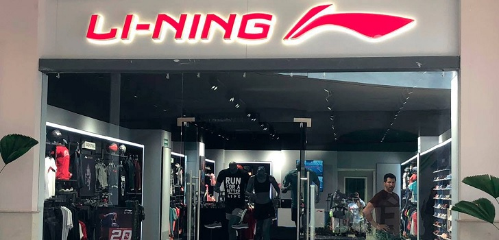 Li Ning, to conquer Mexico: prepares one hundred openings in five years