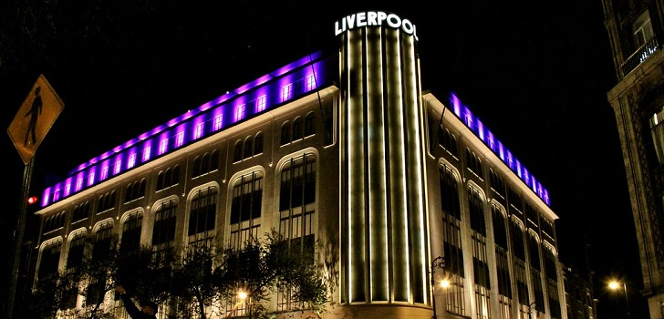 Liverpool grows by 6.4% and triggers profit by 5.8% in 2019