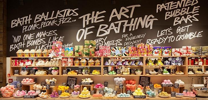 Lush opens its second biggest European store in Munich