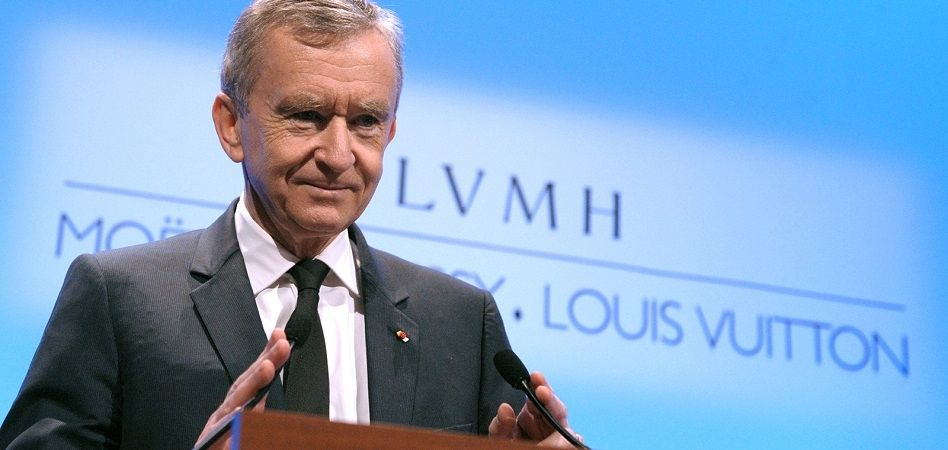 Bernard Arnault: the best guardian of luxury brands, according to Brand Finance