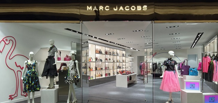 Marc Jacobs new line opens first European store in Paris