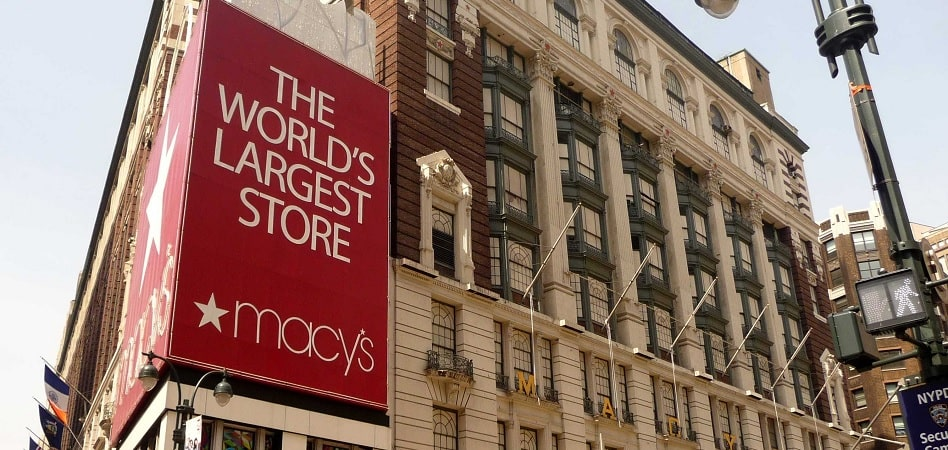 Macy's closes all stores in the U.S. amid coronavirus